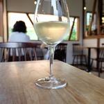 藤香想 - グラスワイン(600円)の白