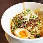 52763555 - '16.06汁無し担々麺(中辛)