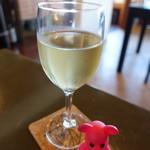 Footpoint - 白グラスワイン【2016年6月】