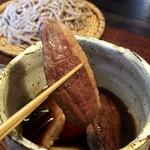 あんど - 鴨肉は3枚