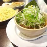 つけ麺や 辰盛 - 料理写真:ねぎつけ麺
