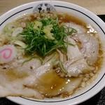 京都 麺屋たけ井 阪急梅田店 -