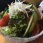 カルビ屋大福 - サラダ