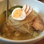 カルビ屋大福 - 冷麺!とろりんスープが絶品!