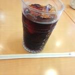ダッキーダックカフェ - アイスコーヒー