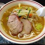 もめん - 胡麻タン麺750円