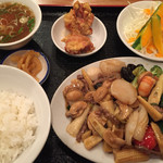 52769957 - 八宝菜定食¥980