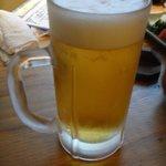 立呑み処 ごっつぉう  - 生ビールで乾杯!