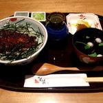 ひつまぶし備長 - まぶし丼1598円