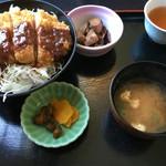 もく - 味噌カツ丼