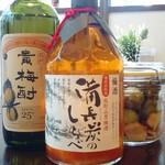 わとか食堂 南柏のからあげ屋さん - 和歌山直送の梅酒
