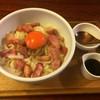 あぜみち&千代田饂飩 - 料理写真:かるわなーら