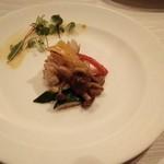 52773260 - 帆立貝と野菜のXO醤炒め