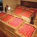 キャピタル東洋亭 - 丸ごとトマトサラダのトマト