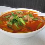 延吉香 - 麺、丼形