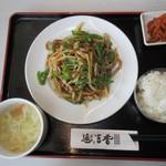 延吉香 - 青椒肉絲