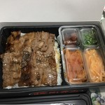 叙々苑キッチン 大阪扇町店 - 焼肉弁当(1800円)