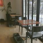 カフェ ブラン - 店内