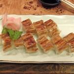 飛車角 - 穴子寿司