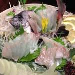 魚菜おもてなし 北河 - クロダイ