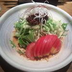 52779494 - 冷やし坦々麺(980円)