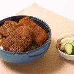 山崎屋 - ソースカツ丼