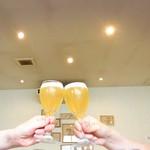 湖上館PAMCO - 梅ビールで乾杯♪