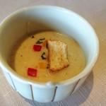 湖上館PAMCO - 新玉葱のスープ