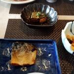 湖上館PAMCO - 鯖は脂が乗って絶品ナリ☆*:.。. o(≧▽≦)o .。.:*☆