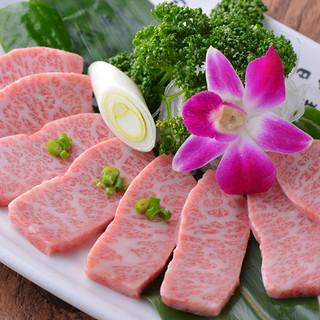 上質なお肉にこだわり、新鮮なホルモンや和牛を堪能できる