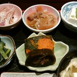 52783398 - 「日替わりランチ」の惣菜