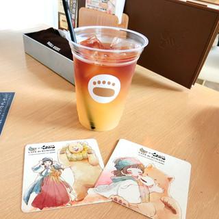 ハニトーカフェ  秋葉原店 - ナツのアップルティー