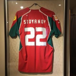 元サッカー選手イリアン・ストヤノフ、プロデュースのレストラン