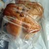 ルンベルグ - 料理写真:くるみパン¥120+税