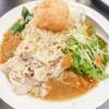徒歩徒歩亭 - 料理写真:具沢山涼麺