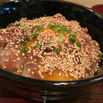 海鮮丹後 あみの食堂 - あみの丼880円