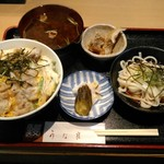 うな良 - サービス定食