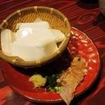 52786541 - 自家製豆腐¥480