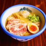 AFURI - 冷やし柚子塩麺