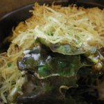 たらキッチン - 手作り豆腐とカリカリポテトのサラダ