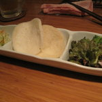 Vietnamese-Japanese Dining Bar ぽんぽこ - 前菜三種