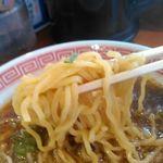 幸楽苑 - 麺リフト
