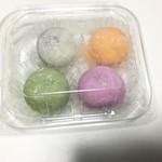 口福堂 - フルーツ大福4種♫