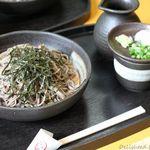 三笠茶屋 くんぺい - ざる蕎麦 12.7月