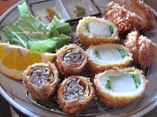和心とんかつ あんず 原田店 - ●京野菜の味わい膳