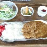 Hashigo Cafe - 手づくりインドカリー 890円