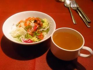 ニコラス - サラダとスープ