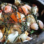 菓々茶寮 - 料理写真:海鮮ビビンバ 11.7月