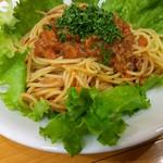 ベジフルキッチン Pepino - ミートソース