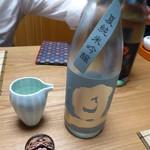 胡蝶 - 旦(だん)夏純米吟醸